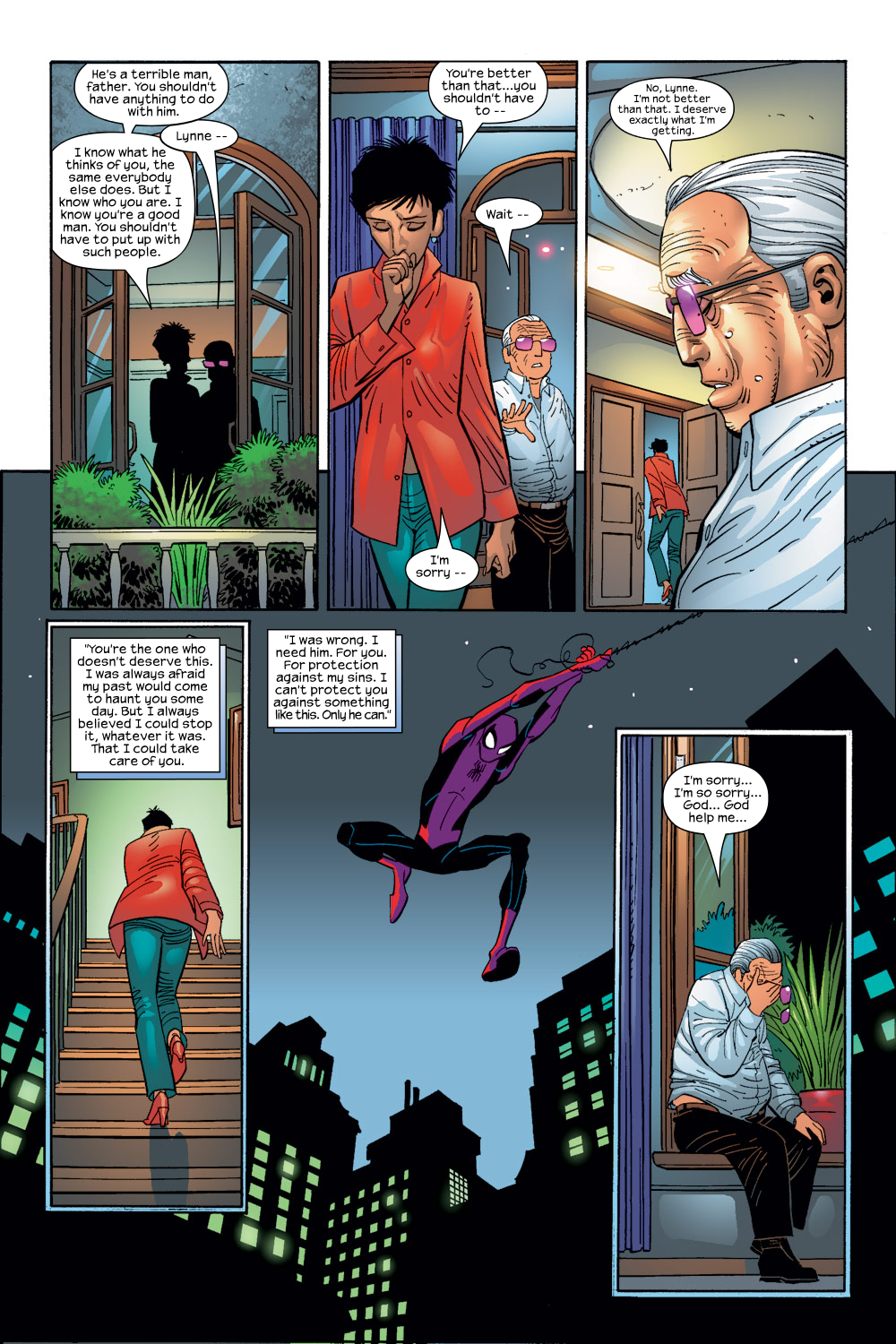 The Amazing Spider-Man (1999) 53 Page 21