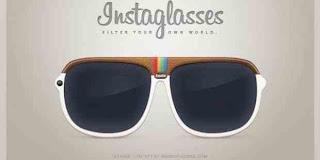 InstaGlasses, Kacamata Yang bisa Memotret