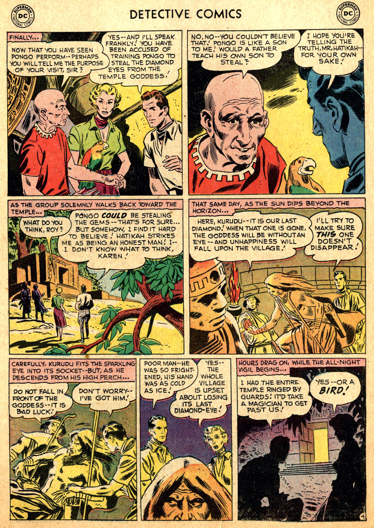 Detective Comics (1937) 251 Page 19
