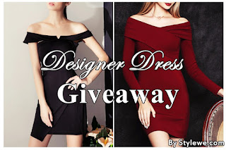 win a designer dress stylewe