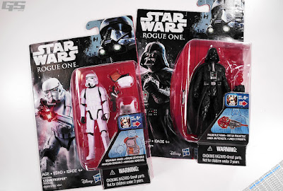Star Wars Rogue One スターウォーズ cheap Darth Vader Stormtrooper 5poa toys action figures hasbro Kenner