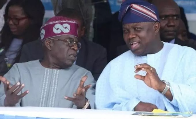 Breaking News.   Ambode accepts defect.