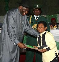 Celebrities Receive National Honours 2