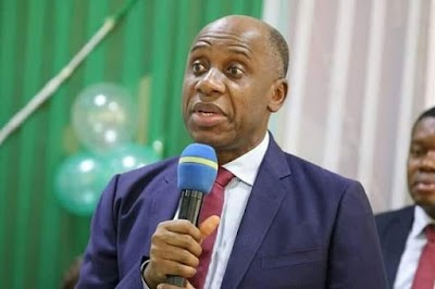 Breaking! 'You lied' — Amaechi challenges Peter Obi to public debate