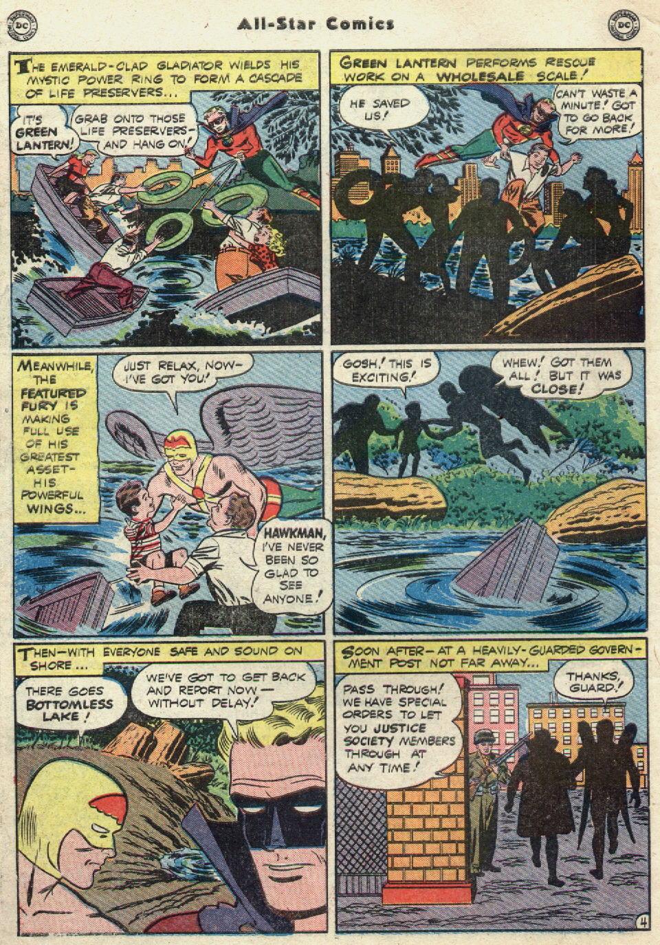 Read online All-Star Comics comic -  Issue #51 - 6