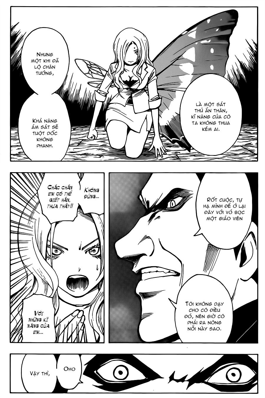 Ansatsu Kyoushitsu chap 25 trang 16