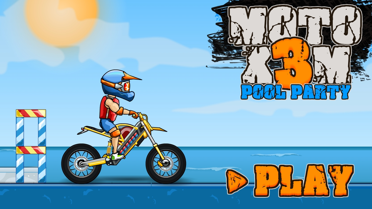 Moto XM Havuz Partisi - Moto XM Pool Party