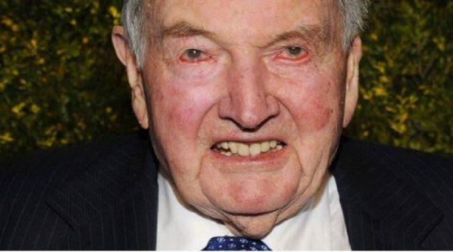 101-летний миллиардер Дэвид Рокфеллер сделал уже 7 пересадок сердца