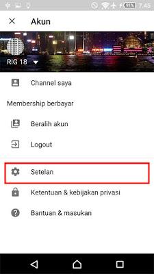 Kenapa Beberapa Channel di Youtube Tidak Muncul atau Ada