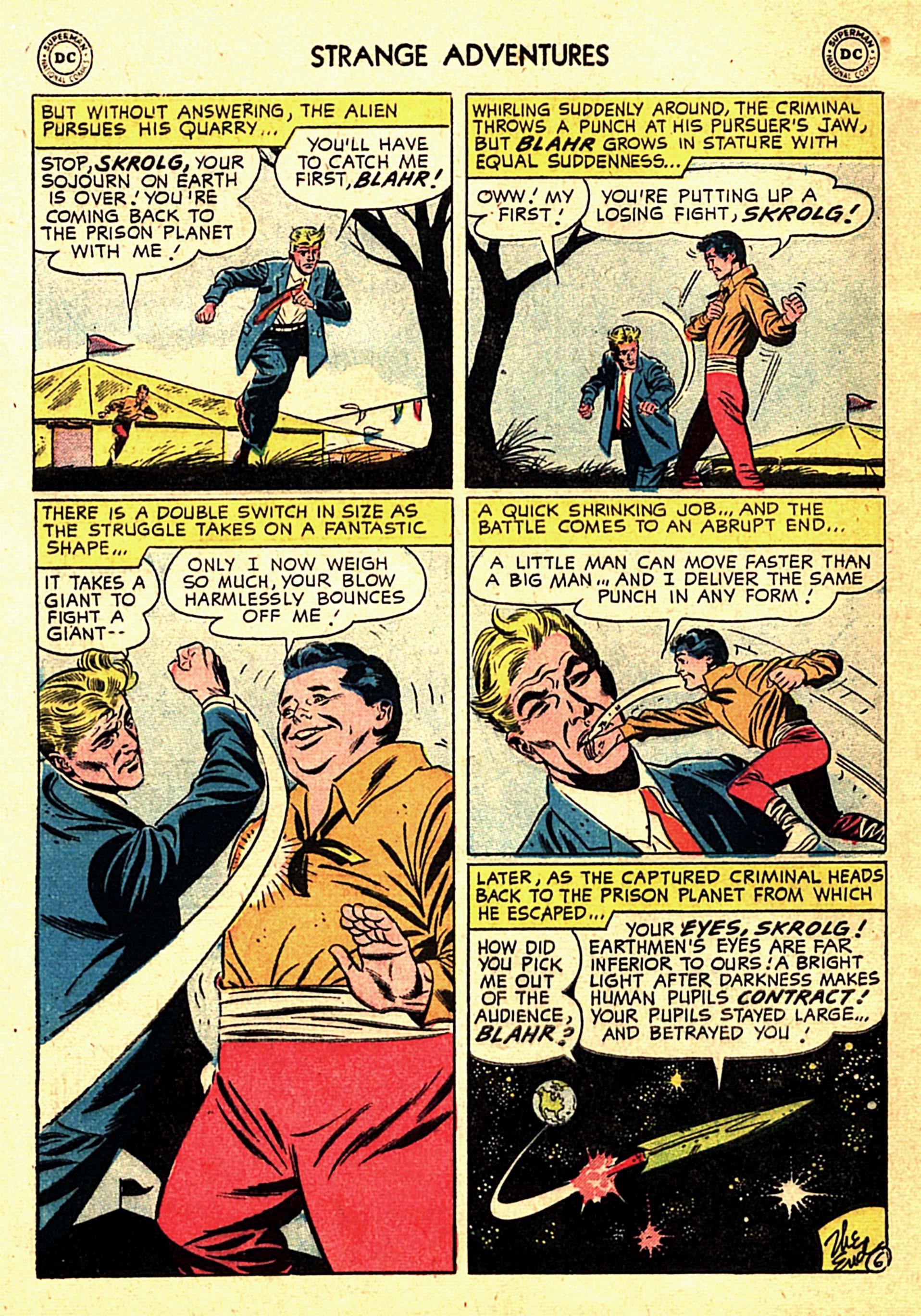 Strange Adventures (1950) issue 66 - Page 32