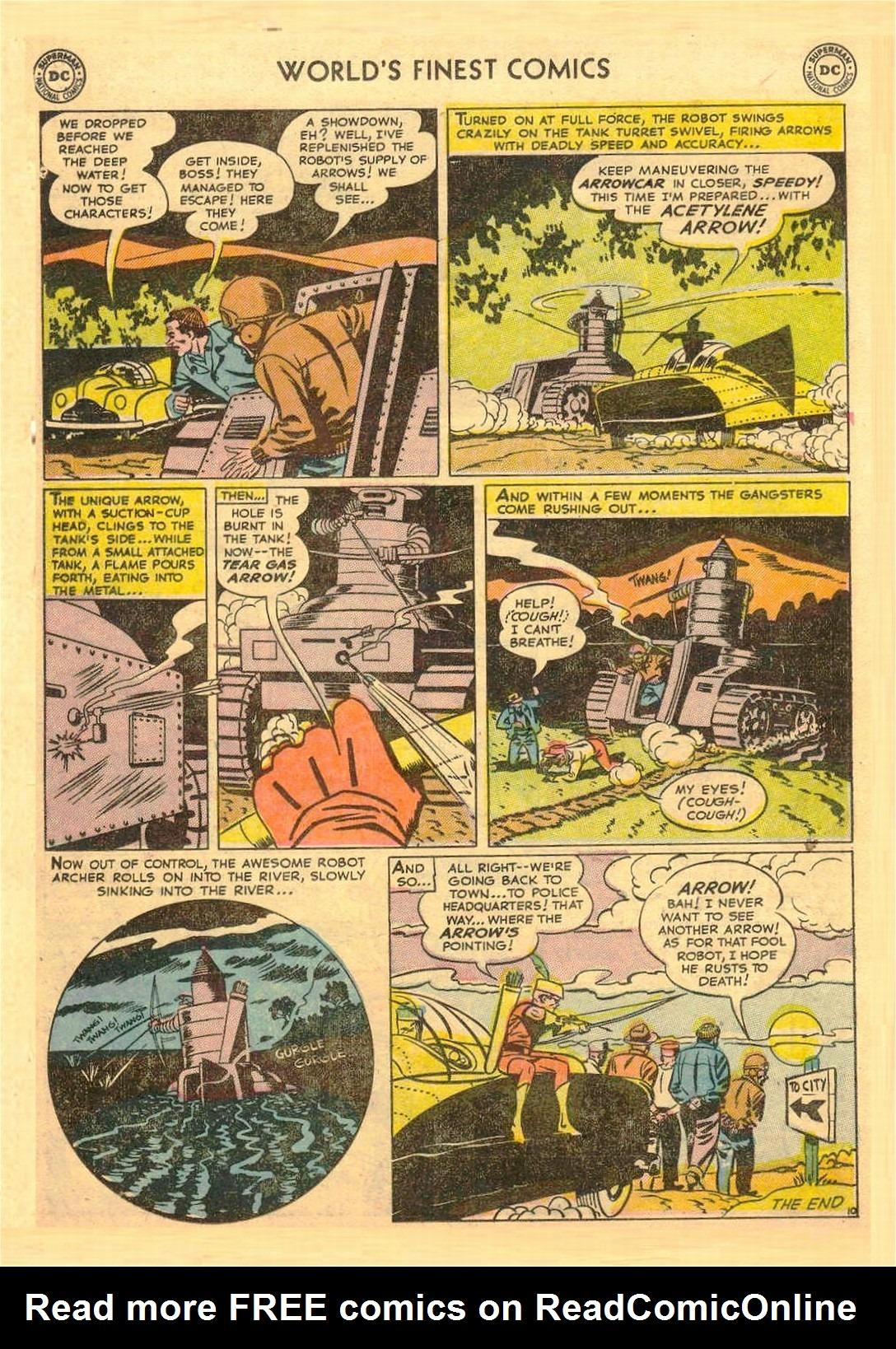 Read online World's Finest Comics comic -  Issue #58 - 26