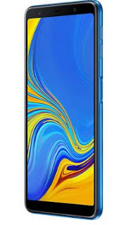 Cara Screenshot Samsung di Galaxy A7 (2018)