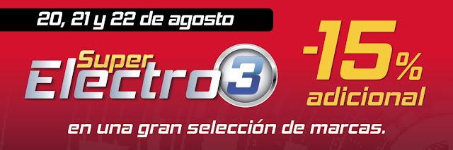 Top 15 ofertas Super Electro3 (III) de El Corte Inglés
