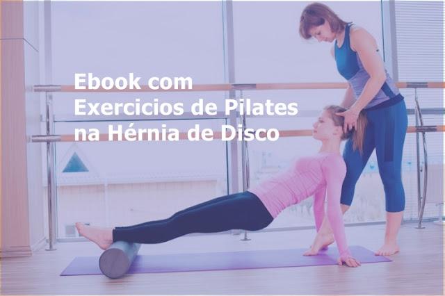 Exercícios de Pilates para Hérnia de Disco