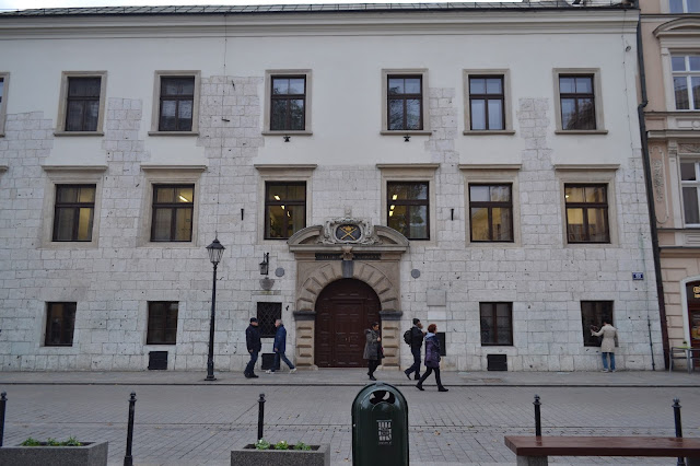 Embassy in Krakow