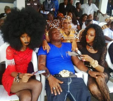 charly boy spiritual wives