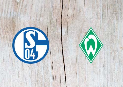 Schalke 04 vs Werder Bremen - Highlights 3 April 2019