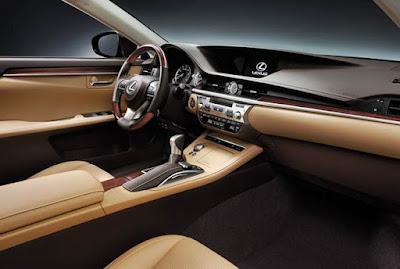 2017 Lexus ES 350 Redesign