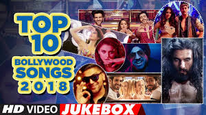 "Top 10 Bollywood Songs 2018 ""New Hindi Songs 2018"" by T-Series"