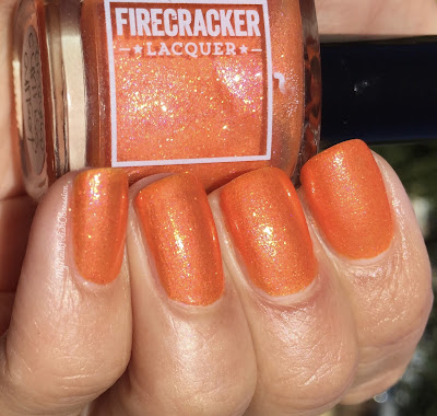 Girly Bits & Firecracker Lacquer Drinks on the Beach Duo; Firecracker Lacquer (Tequila) Sunrise Sunset