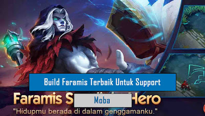 Build faramis support terbaik