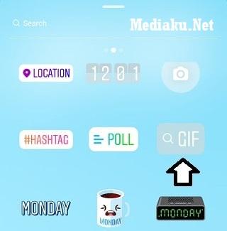Animasi Gerak Status Instagram