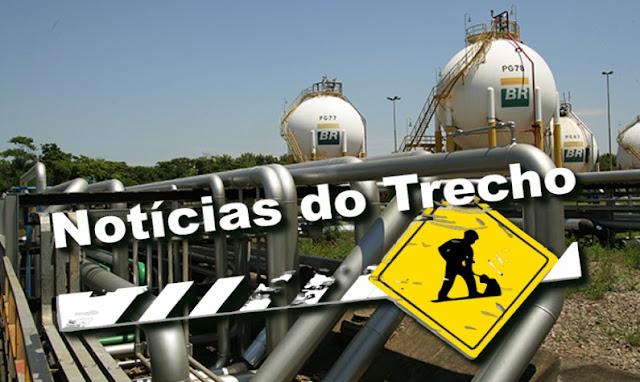 Resultado de imagem para Petrobras na Nova Transportadora do Sudeste (NTS)