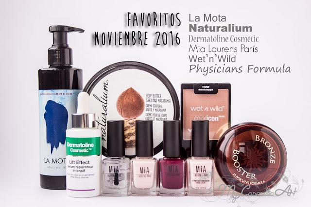 Favoritos de Noviembre de 2016