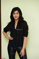 Shruti Haasan Looks Stunning trendy cool in Black relaxed Shirt and Tight Leather Pants ~ .com Exclusive Pics 014.jpg