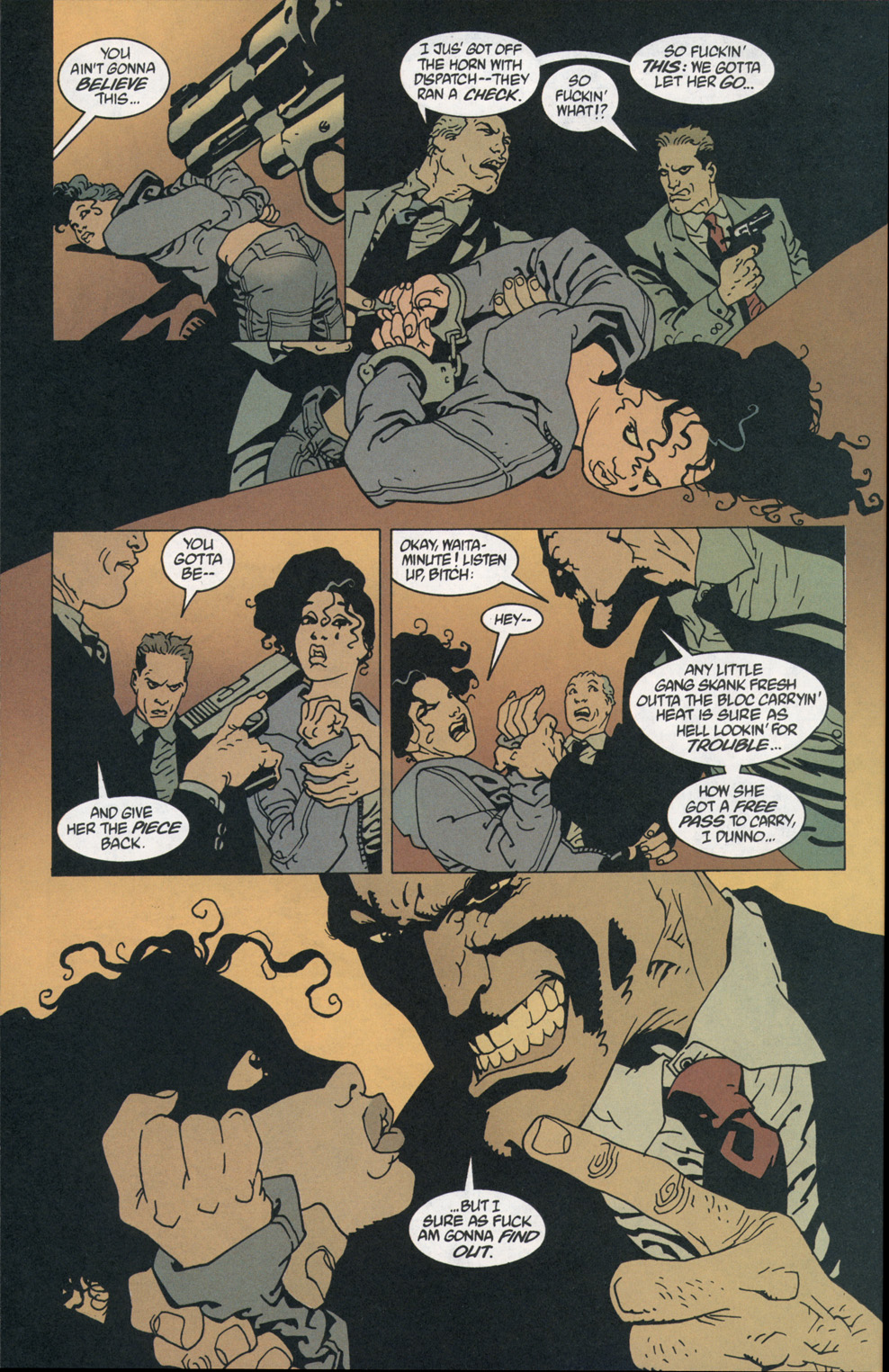 Read online 100 Bullets comic -  Issue #1 - 23