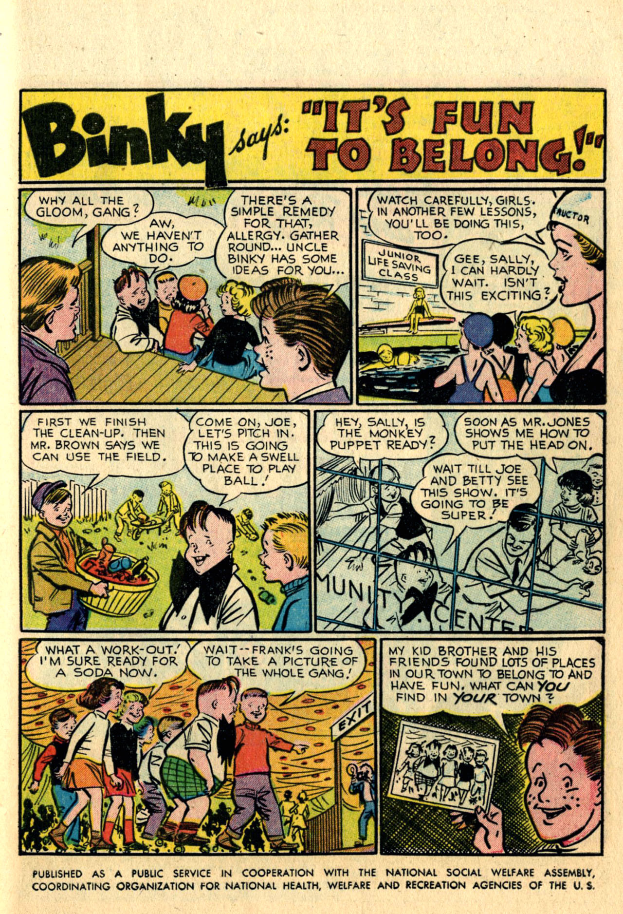 Detective Comics (1937) 230 Page 32