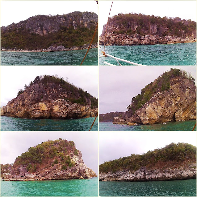 Antonia Island, Islas de Gigantes