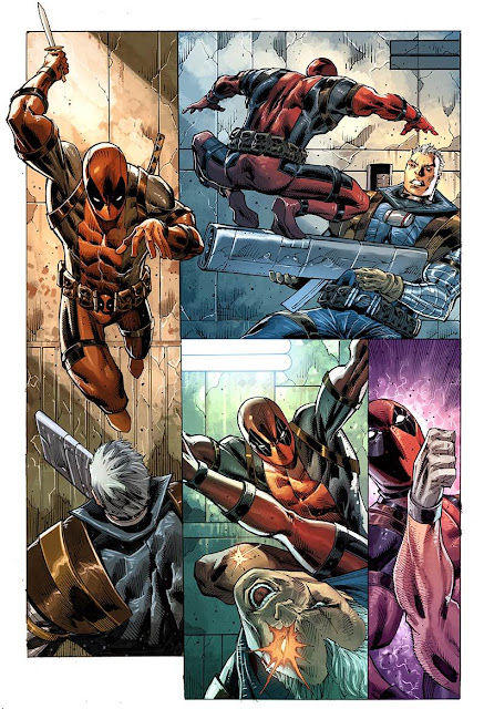 DEADPOOL: BAD BLOOD OGN
