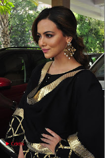 Bollywood Actress Sana Khan Launches Aakrithi Exibition  0151.JPG
