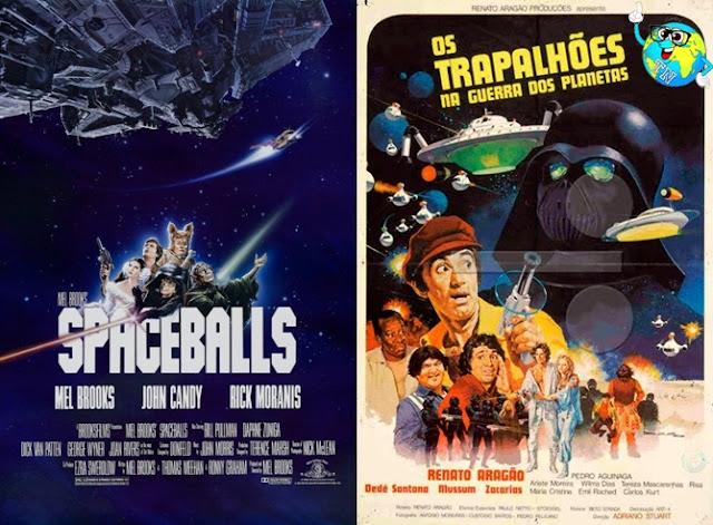 S.O.S. - Tem um louco solto no espaço, Spaceballs, Mel Brooks, Star Wars, Cinema, Terra de Nerd