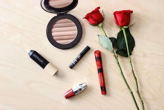 Maquillaje De 5 Productos
