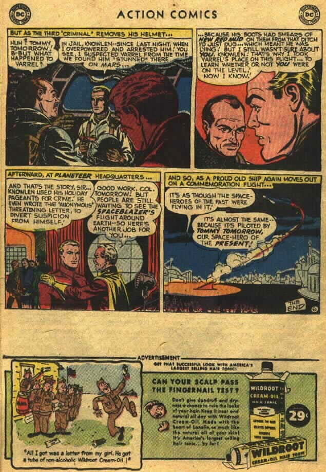 Read online Action Comics (1938) comic -  Issue #184 - 30