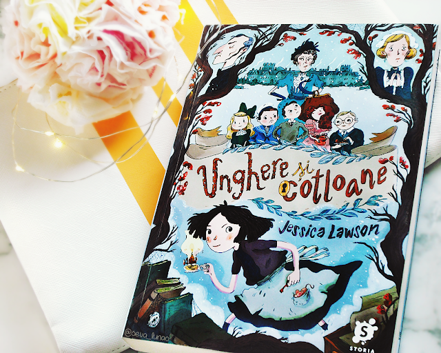 Unghere si Cotloane - Nooks and Crannies - Jessica Lawson - review