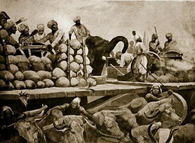 bharat me angreji shashan