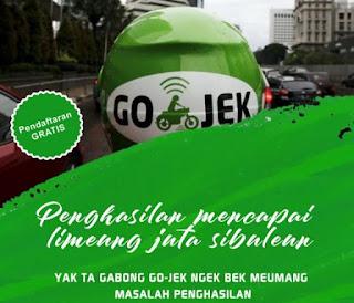 Lowongan Kerja GOJEK & GOCAR di Banda Aceh - Januari 2018