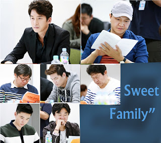 sweet family korea