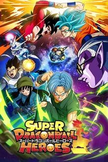 Ver online descargar Super Dragon Ball Heroes listado Sub Español
