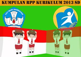 RPP Kelas 5 Semester Ganjil Kurikulum 2013 SD/MI Seluruh Tema Dan Sub Tema