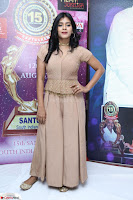 Hebah Patel in Brown Kurti and Plazzo Stuunning Pics at Santosham awards 2017 curtain raiser press meet 02.08.2017 041.JPG