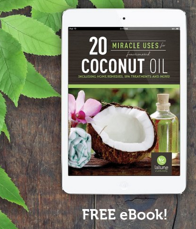 la lune naturals coconut oil ebook