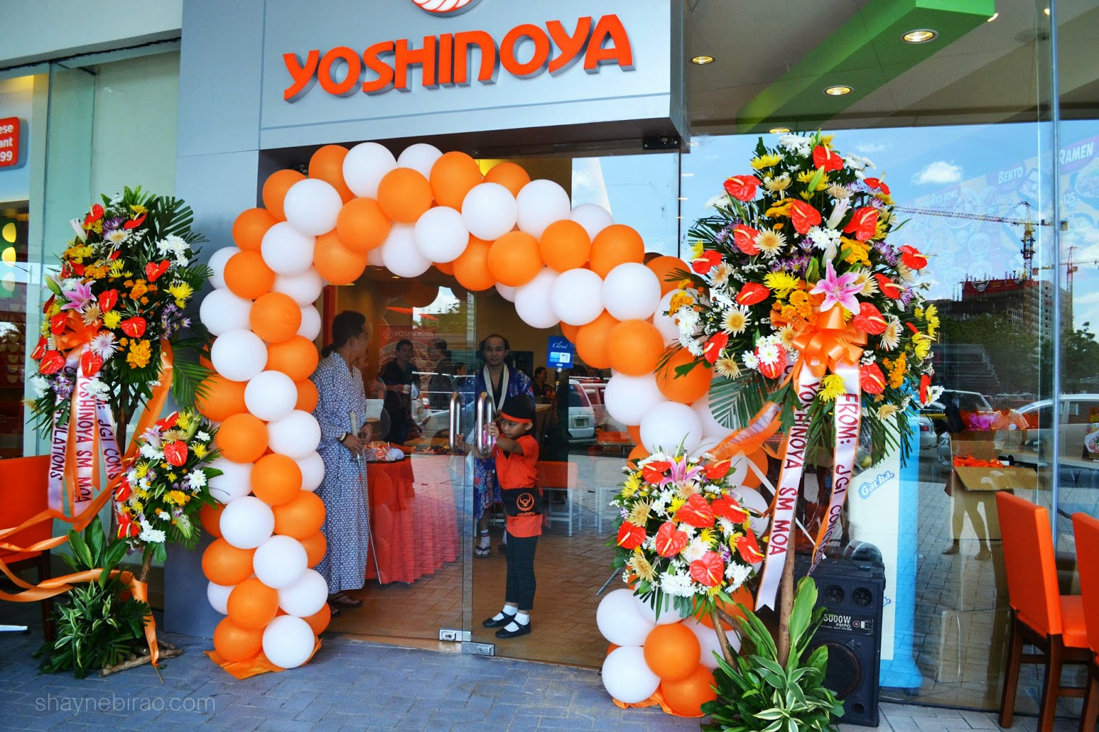 Yoshinoya is back at SM Mall of Asia!