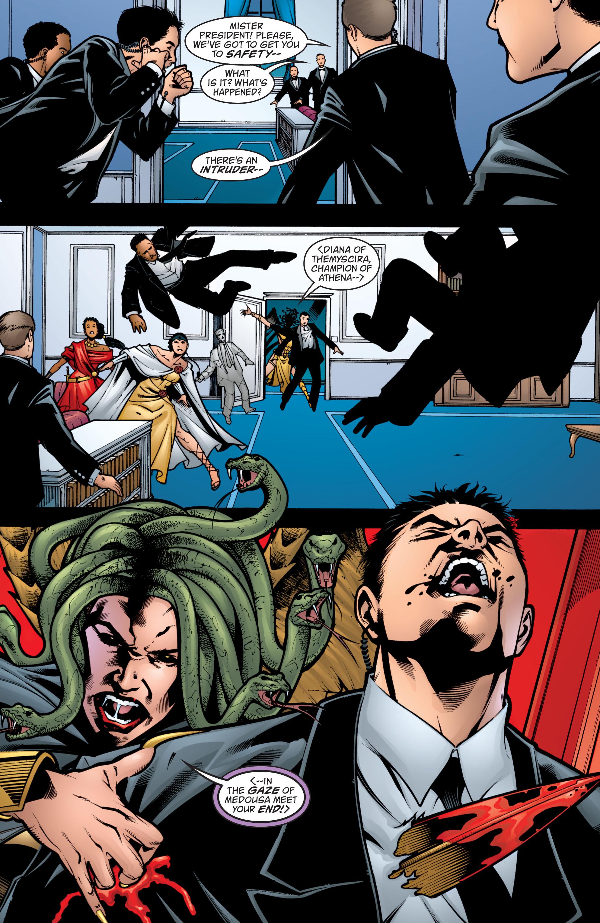 Read online Wonder Woman (1987) comic -  Issue #208 - 18