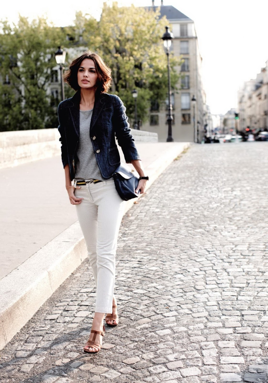 7 coisas que a mulher parisiense tem em seu armário