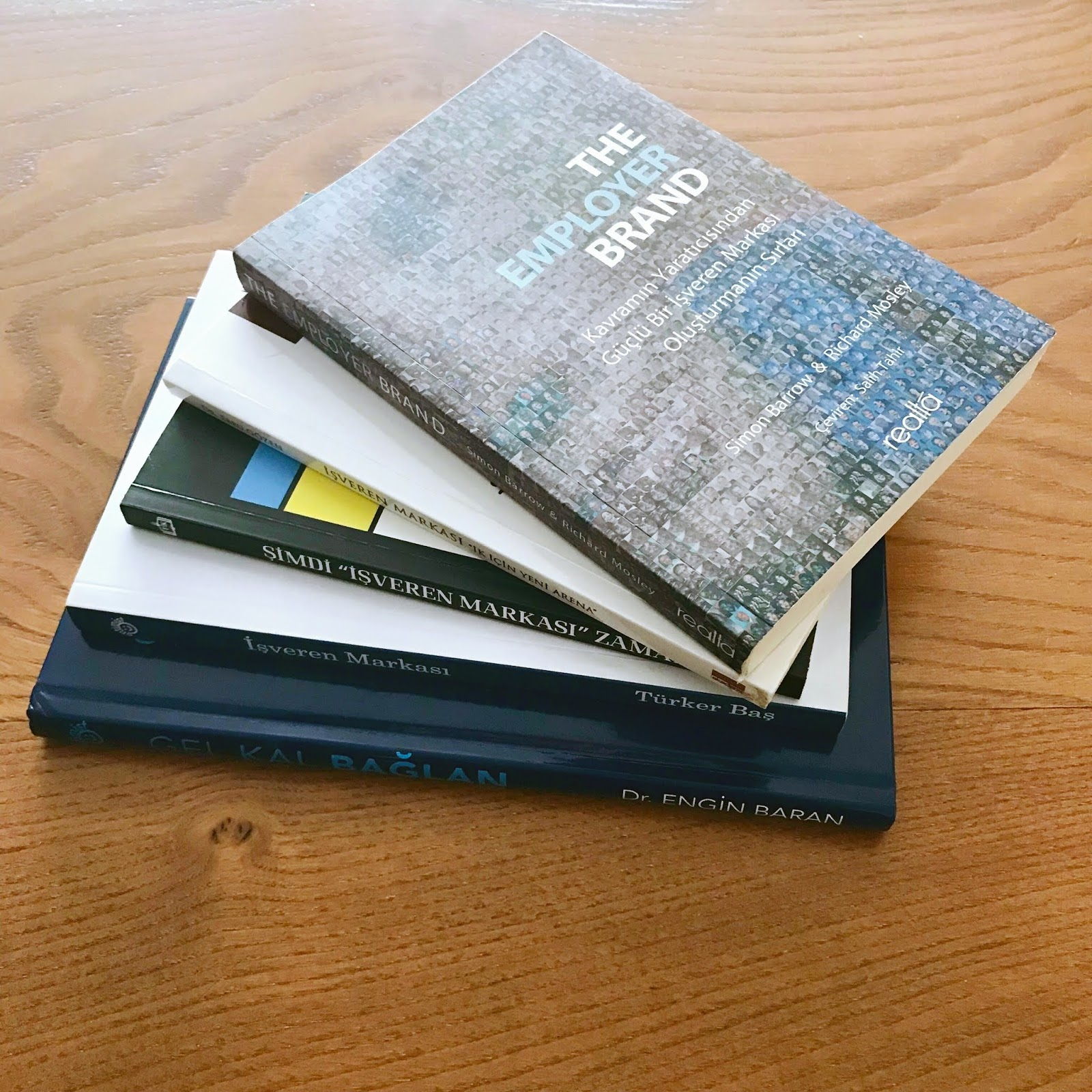 Isveren Markasi Ile Ilgili Kitaplar (Kitap)