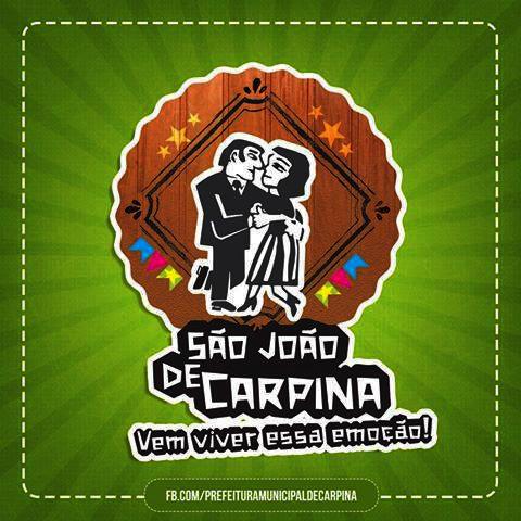 Confira programação do São João 2016 de Carpina